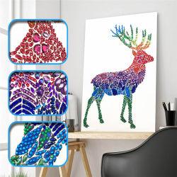 Новая специальная форма Diamond окраска животных мультфильмов современные модели DIY 5D части сверла креста внакидку комплект Crystal искусства