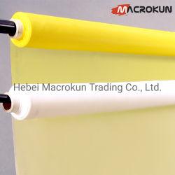 43t 72t 80т 100t белого и желтого цвета полиэстер нейлон Monofilament текстильной шелк Трафаретная сетка