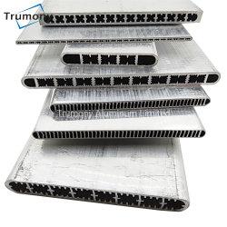 Los tubos de aluminio Micro-Channel intercambio de calor para automóvil