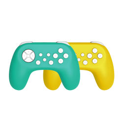 Draadloos Controlemechanisme Gamepad Joypad Ver voor Controlemechanisme Van uitstekende kwaliteit van de Console van het Controlemechanisme van de Console van de Schakelaar Nintend het Compacte