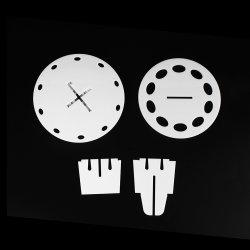 Держатель щетки вращающегося пылесборника 23839 10ПК искусств и ремесел неподвижного стола для хранения закрепите раму щетки художника живопись щетки аксессуары