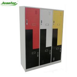 Mobiliário de escritório Escola Armazenamento Locker/ Ginásio Locker/cacifo pessoal/Armário de Aço/armário metálico