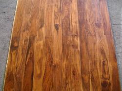 小さい葉15mm/18mm*90/120*450-900/900mmに床を張るアカシア(Pilang)の普及した堅材の多層Jasの中国の証明書の純木3/4インチThinckness