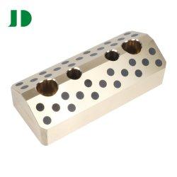 Em forma de V Placa-guia, Unidades de came de componentes, peças do molde