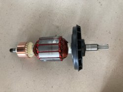 Utensili elettrici 110V 220V parti di ricambio rotore indotto per rotante Martello GBH 5-40de
