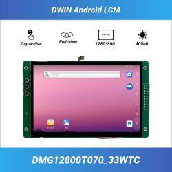 Schermo LCD IPS DWin Android da 10.1 pollici con capacitivo Toccare pannello