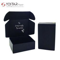 Bon marché de gros emballages Carton Carton personnalisé Express Box pour les vêtements Chaussettes de chemise