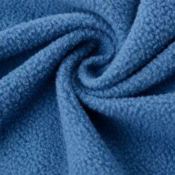 Weiches Muschelbonding Mit Strukturiertem Garn, Polar Fleece Gefärbt