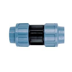공장 제조 고품질 HDPE 플라스틱 파이프 피팅 Pn16 커플링