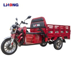 Lilong EEC 認証ホットセール E-Loader 3 Wheeler Electric Tricycle 貨物用