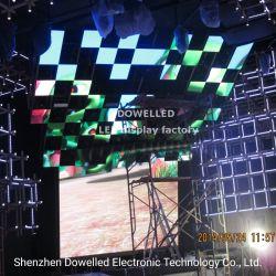 مؤشر LED كامل المرحلة بألوان كاملة P4.81 ذو تدرج رمادي عالي 16 بت عرض السعر