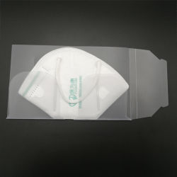 Poche en plastique portable masqués dossier Clip de stockage de gardien de l'organiseur