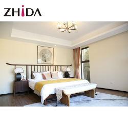 Groothandel Appartement Chinese stijl Villa Slaapkamer Sets Huis meubilair
