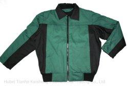 Auffüllen-Winter-Umhüllung /Workwear der Männer Pes 100% Oxford mit Beschichtung