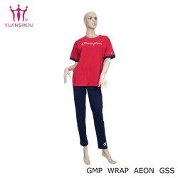 Женские вышивка Knittied Homewear Pajama костюм