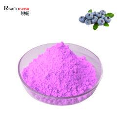Natürliche Frucht-Auszug-Puder-Supernahrungsmittelblaubeere-spraygetrocknetes organisches Blaubeere-Saft-Puder
