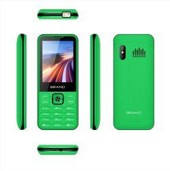 La Chine Fonction GSM Téléphone Téléphone mobile à bas prix 2.8inch 2.8inch Big taille d'écran gros bouton