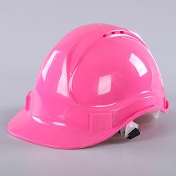 ABS jaune de petite taille casque de sécurité pour les enfants