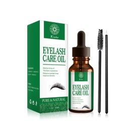 プライベートラベル100%の純粋な有機性風邪-まつげの眉毛のGorwthの押されたキャスターオイル