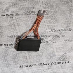 Electrografiet koolborstel voor Hide 1900 luchtcompressormotor/J201 koolstof Borstel