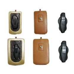 Housse en cuir pour iPod (IC-006)