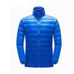 Windbreaker caldo giù Jacke esterno di inverno alla moda per il marchio degli uomini personalizzato