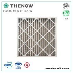 G4 Painel descartáveis com pré-filtro de papelão para sistema de HVAC, Merv8~Merv15