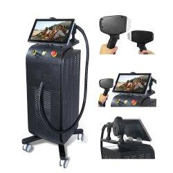 755+808+1064 808nm Diode Laser Haarentfernung Beauty-Maschine für gut Effekt Haut Shr Opt IPL ELight Beauty Equipment