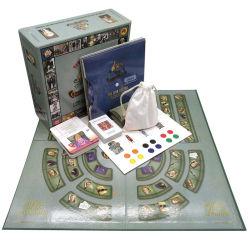عادة [فولدبل] أسرة [ببر بوأرد غم] وصندوق طباعة لأنّ أسرة سفر مع قالب علامة غزال