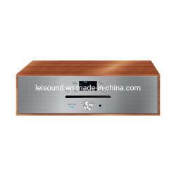 Leisound Vinage CD плеер радио USB цифрового радио DAB с время ожидания Snooz линию в
