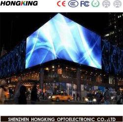 Segno di pubblicità impermeabile esterno di P10 P8 P6 P3.33 LED