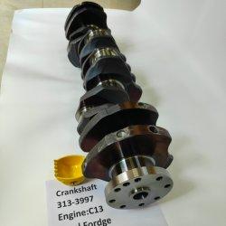 Albero motore 313-3997 per escavatore E345D E349d motore 966h C13 C11 parti di ricambio 313-3996