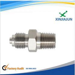 Pneumatic&les raccords hydrauliques en acier inoxydable Pièces de machines CNC partie métallique de l'usinage Accessoires de voiture