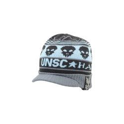 100% Acryl OEM Custom warme Winter gestrickt Fischer Mütze mit Individuelle Stickerei