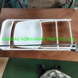 Cadeira de jantar dobrável para exterior, de transporte fácil e grossista na China