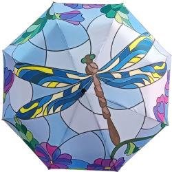 OEM 전자동 도매 여행 접이식 우산
