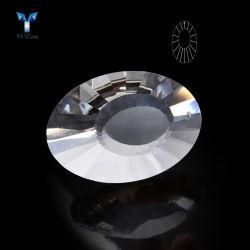 Pingente Oval Vidro cristal Acessórios para Lustre