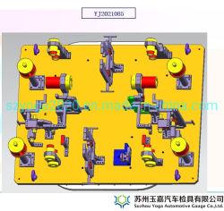 Suzhou führender Exporteur von Check Fixture Schweißvorrichtungen für EV Teile