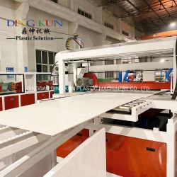 고품질 PVC 크러스트 플레이트/WPC 우드 플라스틱 폼 기판 돌출 제작 가구 장식용 기계 주방