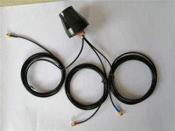 Soporte atornillado vía GPS/Glonass+GSM/4G+WiFi antena combinada