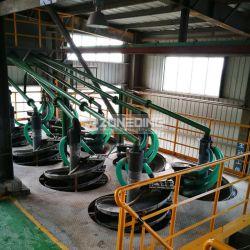 중국 광산업 탄탈럼 중력가공 공장 나선형 주크