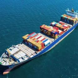 해상 운송 화물 운송업체 40ft 40hq 45hq 컨테이너 중국에서 인도로