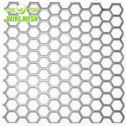 Malla de acero inoxidable rejilla del altavoz de la malla de rejilla de plástico impermeable
