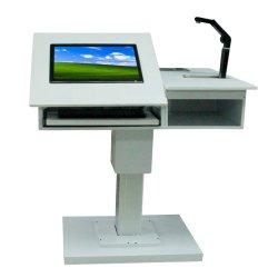 Pódio Digital, púlpito para alimentação escolar de ensino - Smart pódio