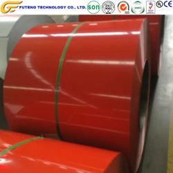Vorgalvanisierte PPGI/PPGL Farbe beschichtete Metalldach galvanisierten Stahlring