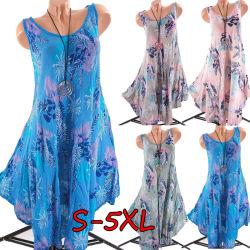 Mesdames imprimé Fancy Dress Costumes Adultes Femmes Vêtements