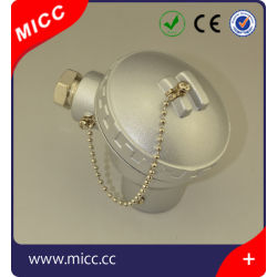 Micc IP65 Alloy - Aluminum Kne Thermocouple Terminal Head