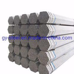 Gi-Rohr-Puder-überzogener runder Stahlgefäß-Preis pro Kilogramm
