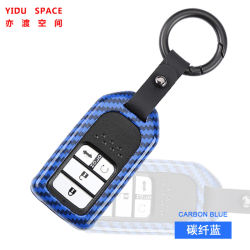 Honda를 위한 Hook를 가진 아연 Alloy Remote Smart Auto Key Shell