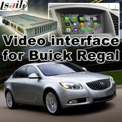 Interface vidéo multimédia pour Opel Insignia / Buick Regal